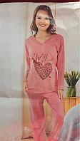 Турецкая хлопковая пижама для девушек