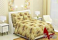 Комплект постельного белья ТМ TAG Евро, постельное белье Евро (evro) RC6887