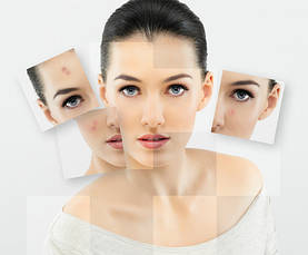 Косметические средства в зависимости от типа кожи лица