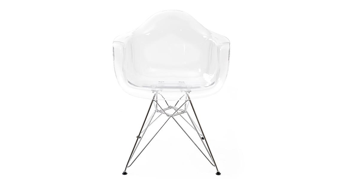 """Оригінальний стілець """"Ice"""" (Айс). (64х62х78 см)"""