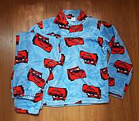 Пижама детская теплая для дома. Расцветки на мальчика и девочку.