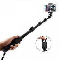 Yunteng YT-188 профессиональный селфи монопод YT-188 до 2 кг, смартфон фотокамера GoPro и др.