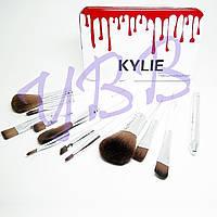 Набор кистей для макияжа Kylie brush