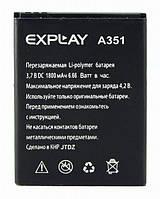 Аккумулятор оригинал Explay Solo A351