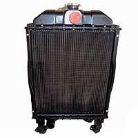 Радиатор вод. охлаждения МТЗ 1221-1301010 5-ти рядный латунный