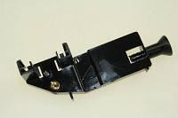 Фиксированный распылитель для корпуса, чёрный