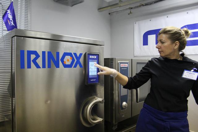 Мастер клас merx irinox