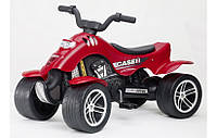 Детский квадроцикл на педалях Falk 610
