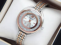 Женские наручные часы Swarovski CRYSTALLINE OVAL, комбинированные