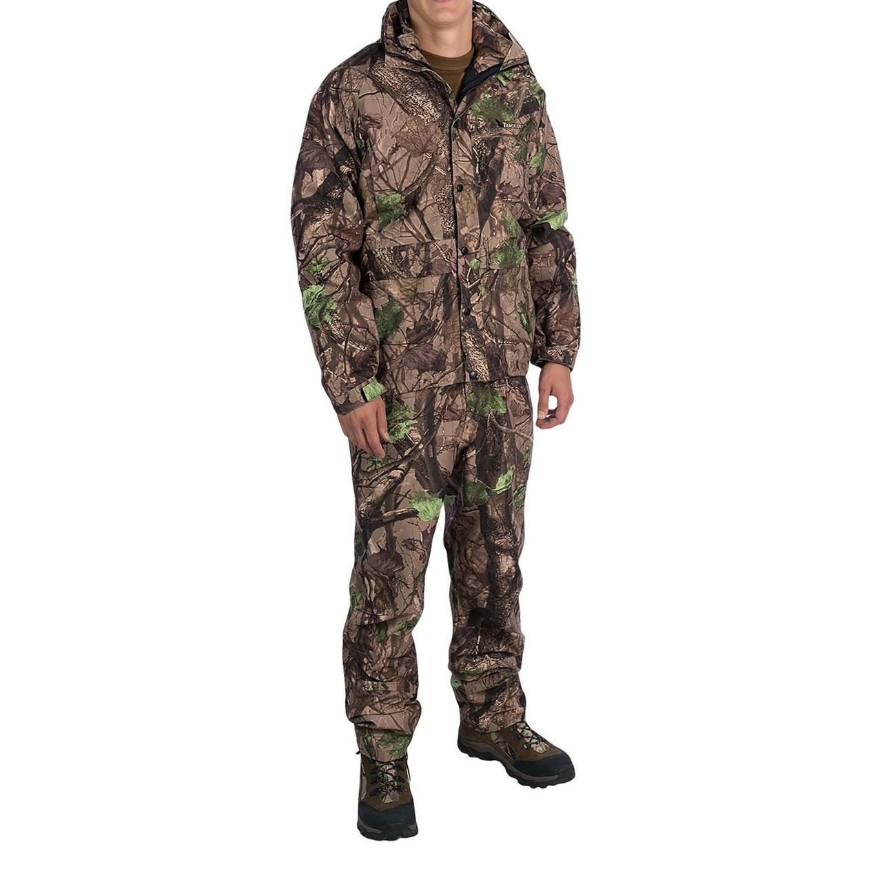 Костюм демисезонный для охоты и рыбалки Tracker Camo Jacket/Pants Set