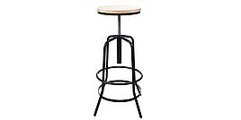 "Барный стул ""Industriall"" (Индастриал). (38х38х65 см)"