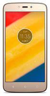Смартфон Motorola Moto C Plus (XT1723) Dual Sim gold