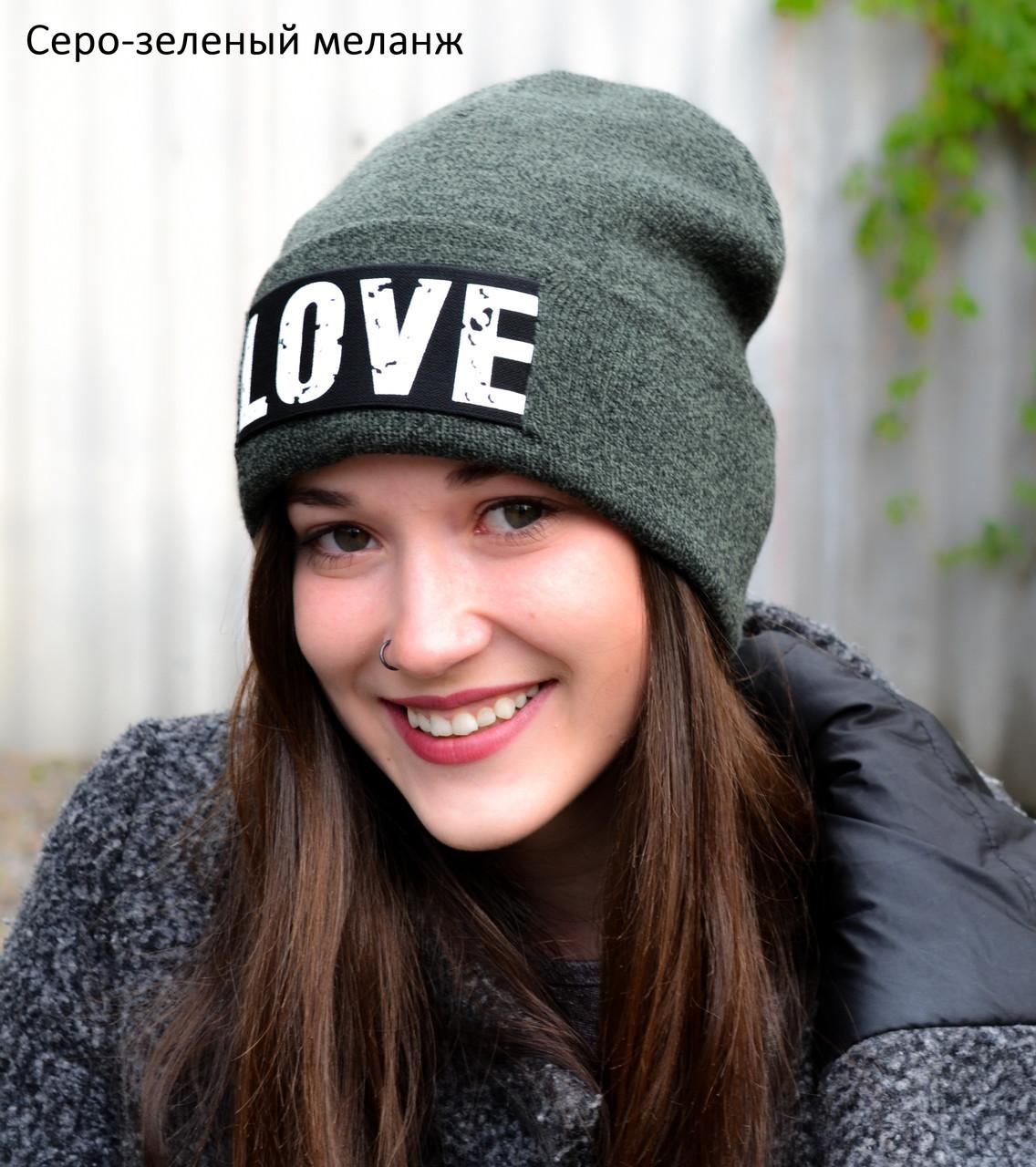Стильная шапка для девушки подростка