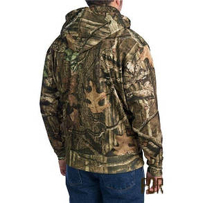 Толстовка охотничья Browning Wasatch Performance Fleece Hoodie Sweatshirt, фото 2