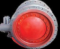 Затворы стальные поворотные 32с910р Ру10