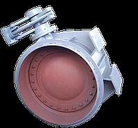 Затворы стальные поворотные 32с930р Ру25