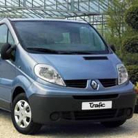 Opel Vivaro/Renault Trafic/Nissan Primastar 2001-2014