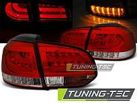 Фонари задние тюнинг оптика Volkswagen Golf 6