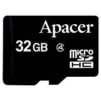 Карта памяти Apacer microSDHC 32GB Class 4 no adapter