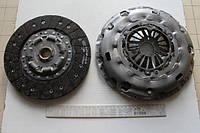 Комплект сцепления VW T-5, 2.5 TDI,(128 kwt)