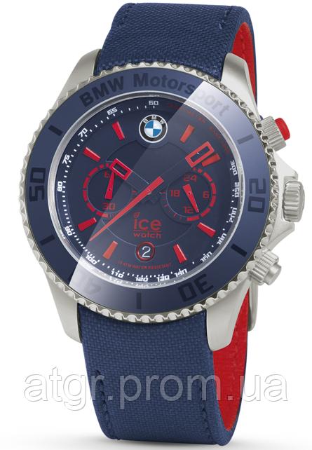 4564d4e1 Часы BMW Motorsport ICE Watch Steel Chrono, артикул 80262285903 - AUTOGROUP  в Ужгороде