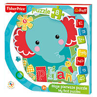 "Пазл ""Baby Fun"" - Little elephant / Mattel Fisher Price, 36119"