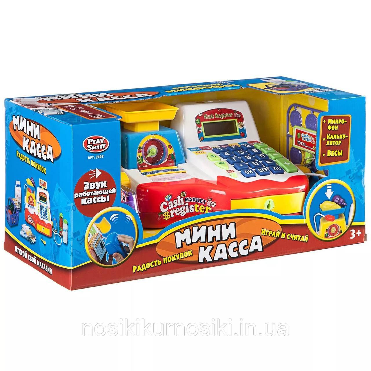 Касовий апарат зі сканером Міні Каса Play Smart 7162