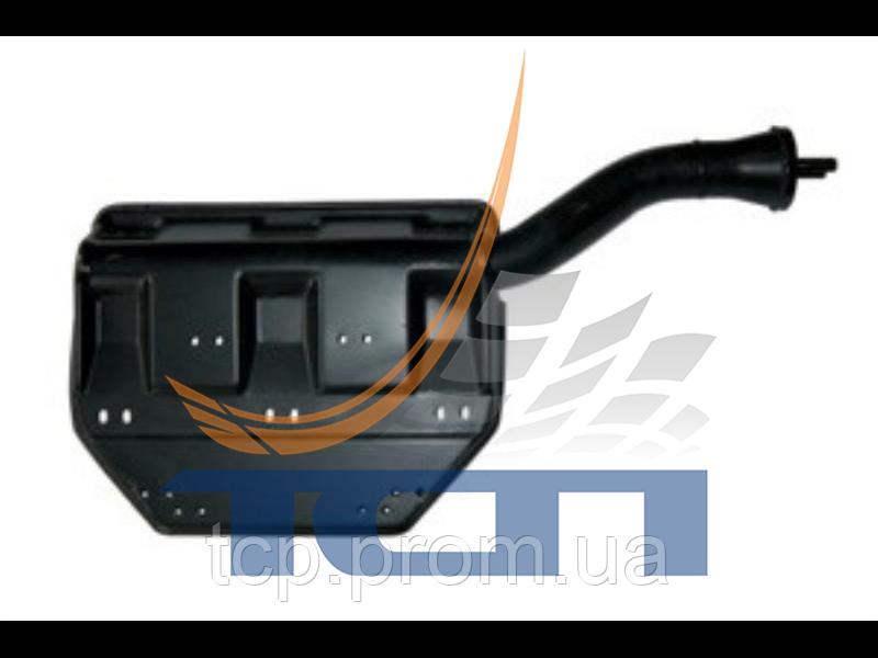 Кронштейн крыла левый (горизонтальные шпильки) SCANIA 4R/4P 5R/P 6R/P T640093 ТСП