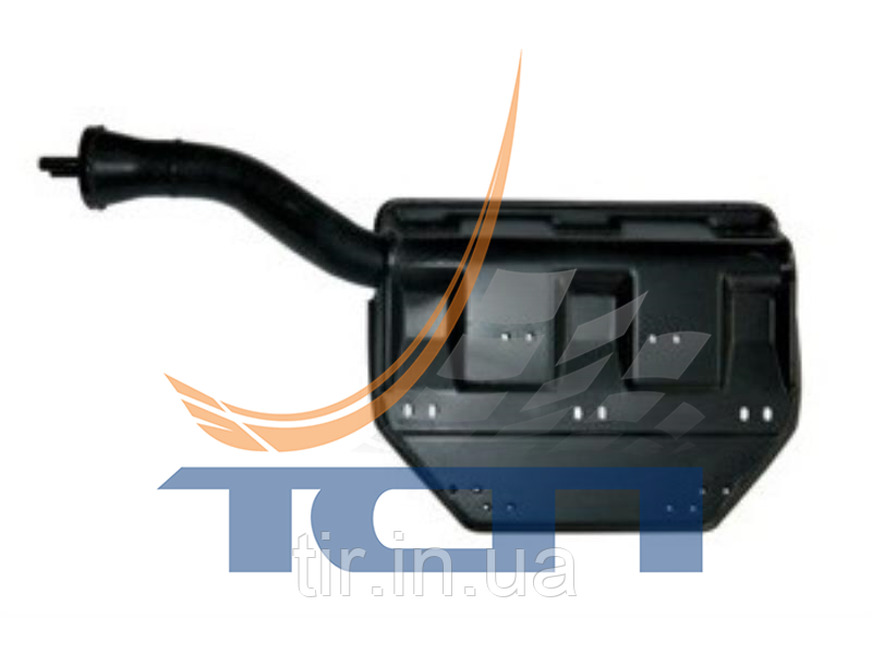 Кронштейн крыла правый (горизонтальные шпильки) SCANIA 4R/4P 5R/P 6R/P T640094 ТСП