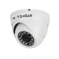 Видеокамера AHD купольная Tecsar AHDD-20F1M-out-eco