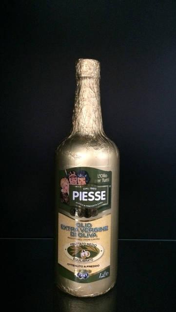 Оливковое масло Piesse Olio Extra Vergine di Oliva Fruttato Medio 1л