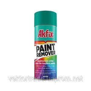 Спрей для удаления красок Akfix С108 Paint Remover 400 мл, фото 2