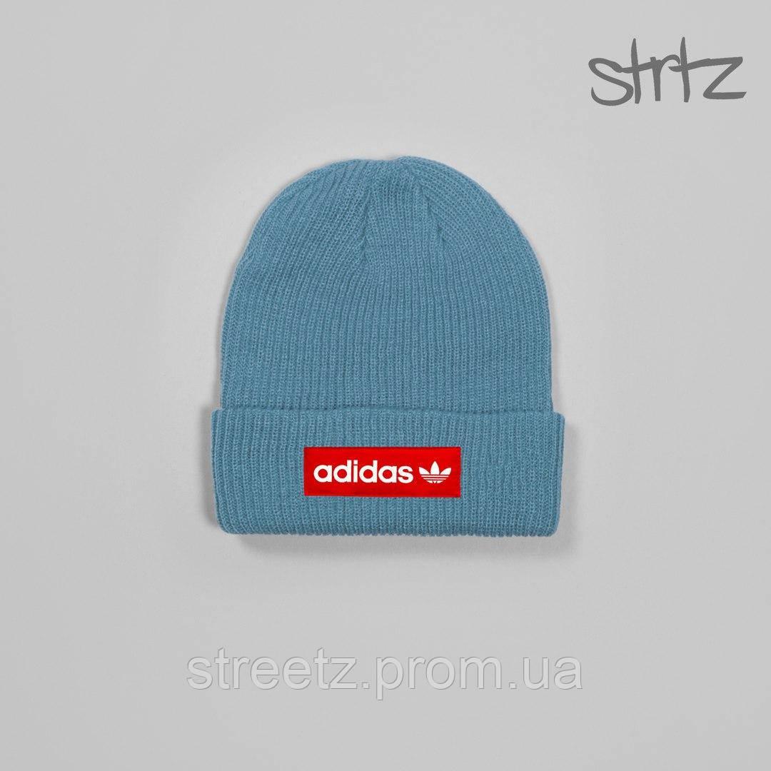 Зимняя шапка Adidas / Адидас