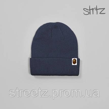 Зимняя шапка Bape / Бейп, фото 2