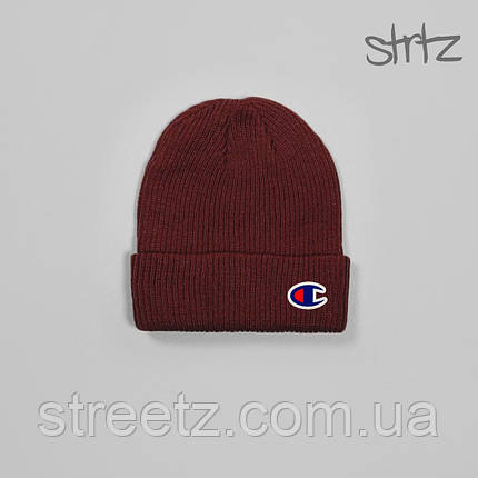Шапка зимняя Champion Fisherman Beanie, фото 2