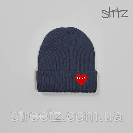 Зимняя шапка Comme Des Garcons Fisherman Beanie, фото 2