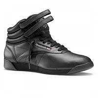 Женские кожаные кроссовки Reebok Freestyle Hi 2240