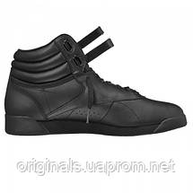Женские кожаные кроссовки Reebok Freestyle Hi 2240, фото 3