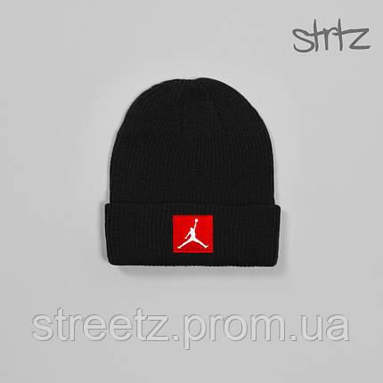 Зимняя шапка Jordan / Джордан, фото 2