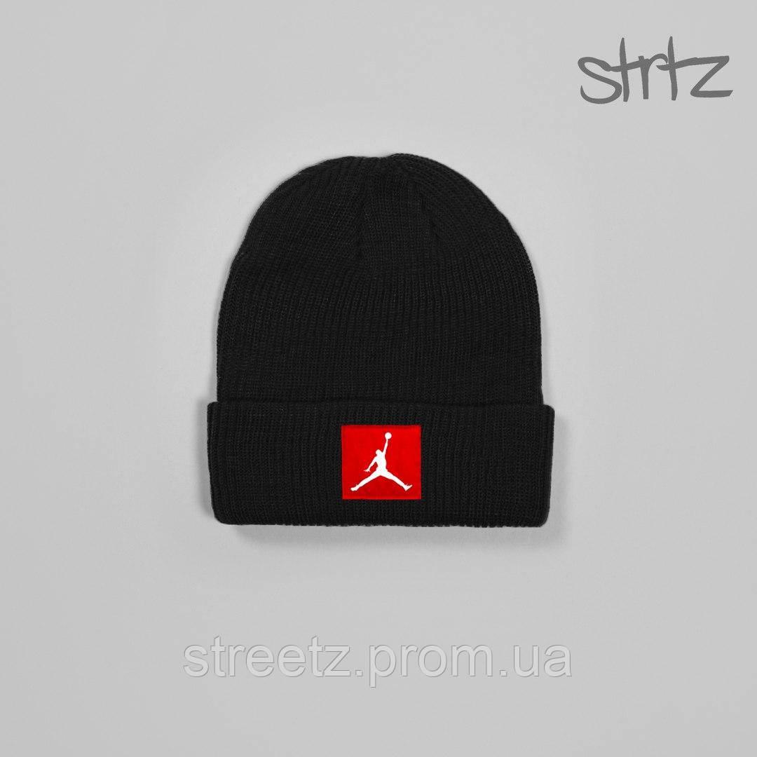 Зимняя шапка Jordan / Джордан