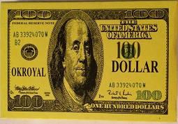 Карты игральные Доллар