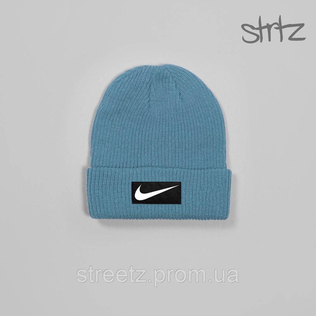 Зимняя шапка найк / Nike