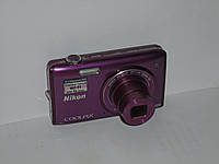 Цифровой фотоаппарат Nikon Coolpix S5200 - CMOS - Full HD - WI-FI - в Идеале !