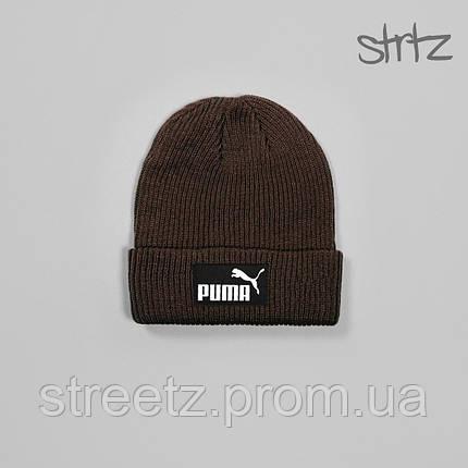 Зимняя шапка Puma  / Пума, фото 2