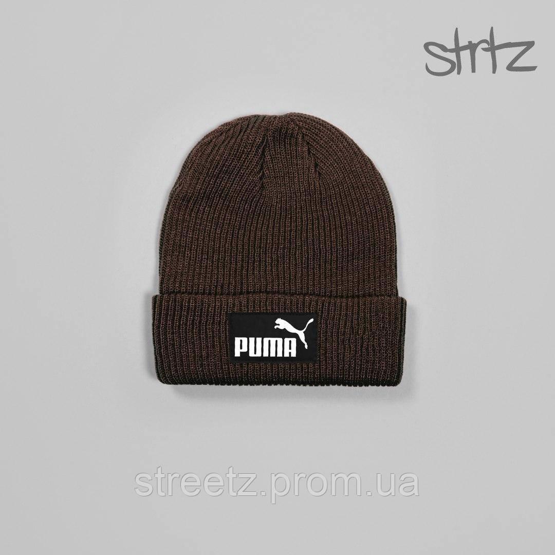 Зимняя шапка Puma  / Пума