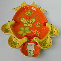 Керамічна підставка для яєць Керамческая подставка для яиц