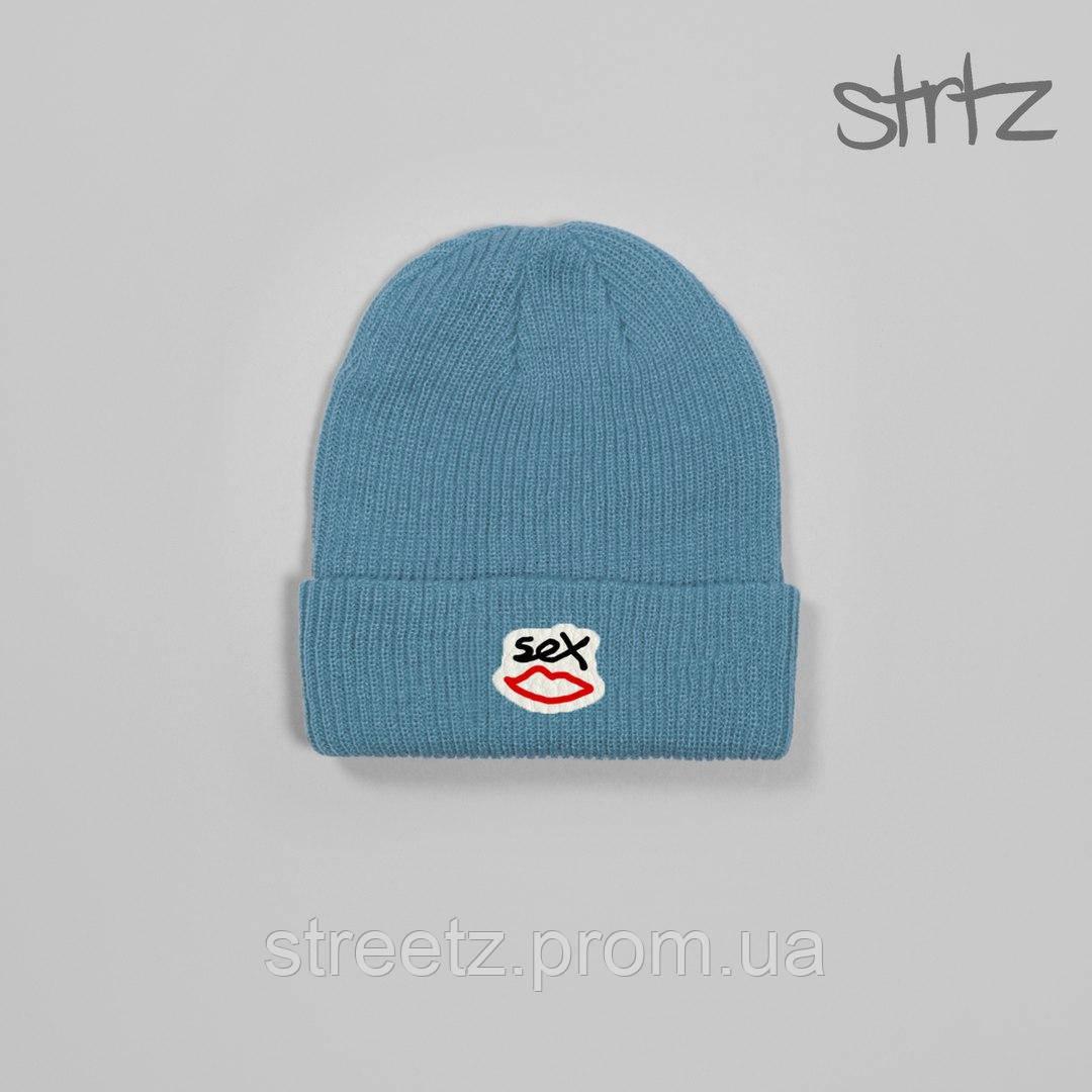 Зимняя шапка Sex Skateboarding