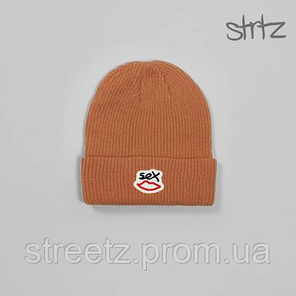 Зимняя шапка Sex Skateboarding, фото 2