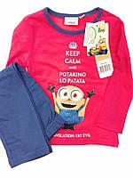 Пижама для девочки Disney р.98,104,128