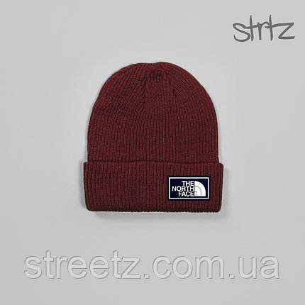Зимняя шапка The Norh Face Fisherman Beanie, фото 2